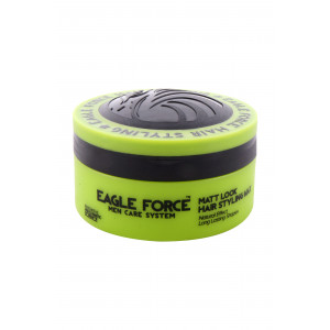 Eagle Force Hair Styling Wax Matt Look, 150 ml